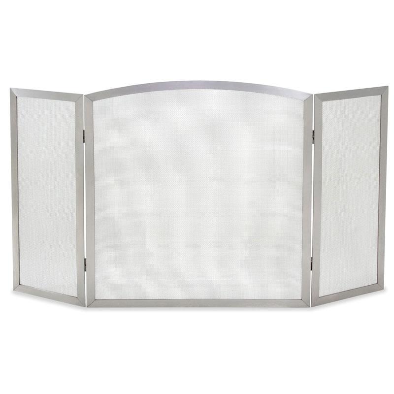 Newport Stainless Steel Tri Panel