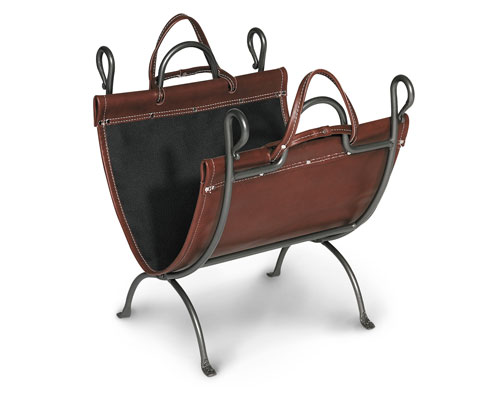 Anvil Log Carrier