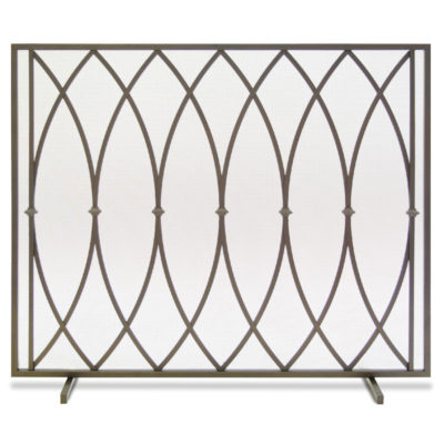 FIREPLACE SCREENS. Abington Single Panel. 18322 - Single Panel Screens Product Categories Pilgrim-Hearth